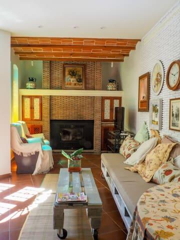 Acogedora casa en Níjar - Níjar - Haus