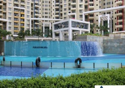 Purva Highlands - 3BHK Spacious Apartment