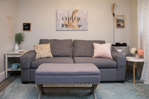 Cozy private suite