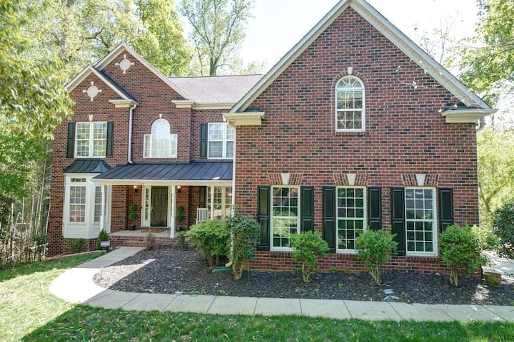 ELEGANT MANSION in SOUTHPARK CLT great for EVENTS!