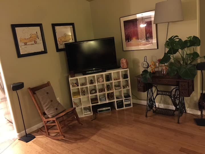 Small Town Convenience-Private Room
