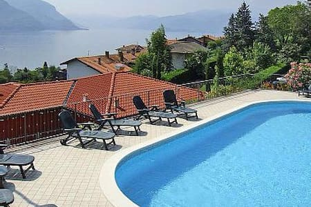 35 m2 apartment with parking, pool, garden & wifi - San Siro