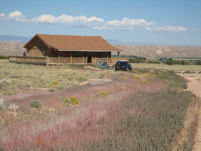 Entire Cabin in Utah Mini Ranches