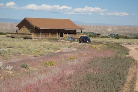 Entire Cabin in Utah Mini Ranches