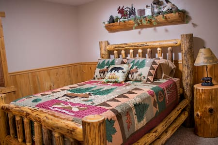 Located In Direct Path of Solar Eclipse Aug 21 RM3 - Rigby - Bed & Breakfast