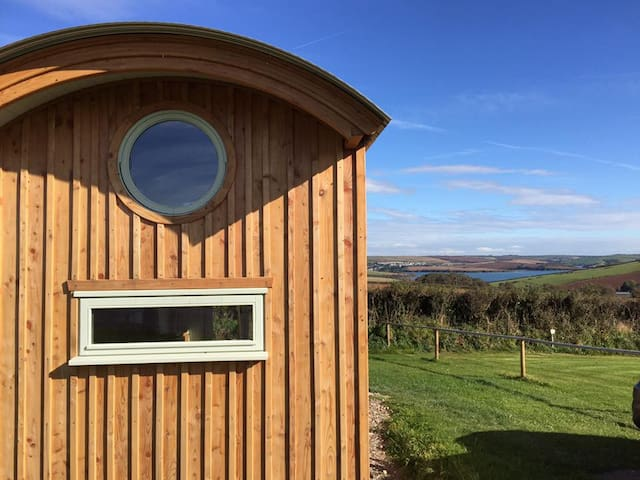 Salcombe Shepherd Huts No.2