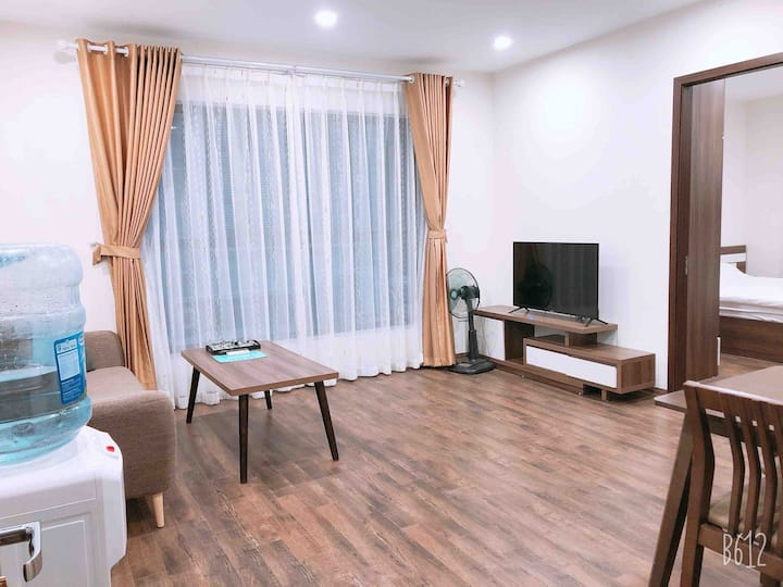 H251 *1 bed Apt*Free laundry, cleaning* Gym*Lotte