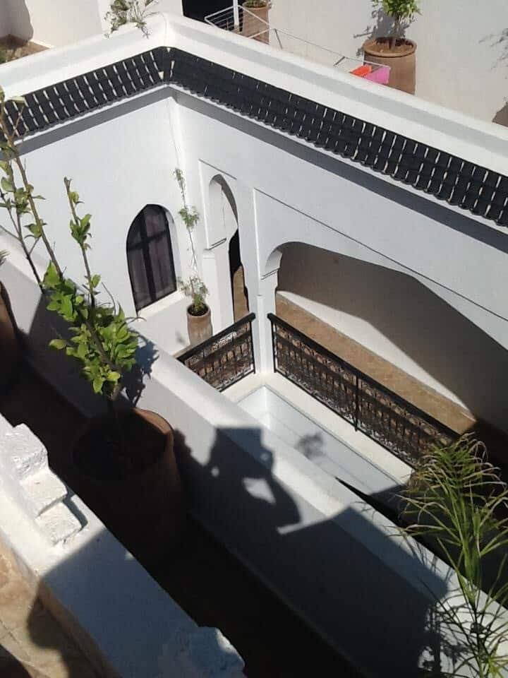 Riad Bab Aylen  Piscine chauffée en Roof Top