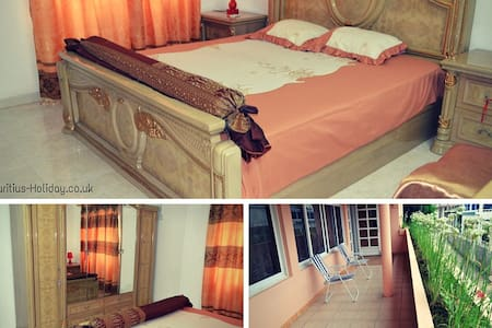 Luxury Double Bedroom: Guest House - Appartement