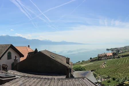 BnB d'Epesses chambre 1 - Bourg-en-Lavaux - Bed & Breakfast