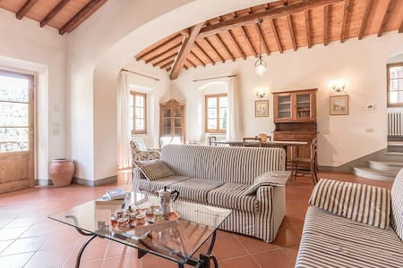 Beautiful 16th century Tuscany Cottage Florence - Bagno a Ripoli