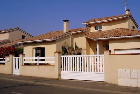 Maison d'Architecte avec Jardin proche Toulouse - Cugnaux - Villa