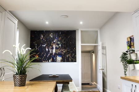 Newly Renovated Large Modern Town House