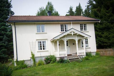 Koselig hus i vakre Vrådal :)