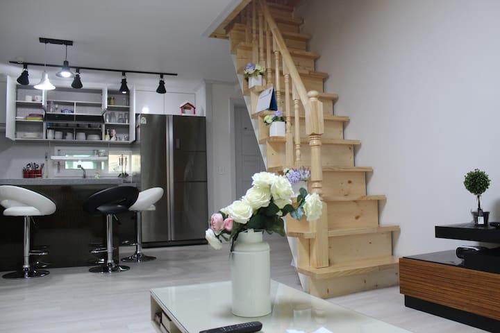 Large Luxury Accommodation Gangnam - Gangnam-gu - Casa