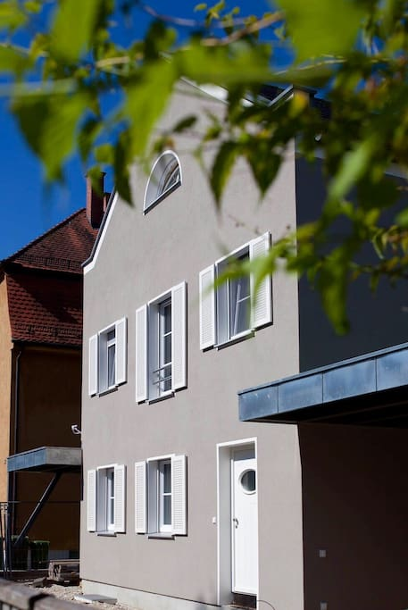 Neues appartement zentral u ruhig apartments for rent for Augsburg apartments for rent