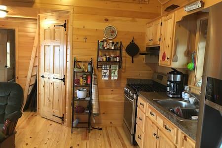 Cajun Acres Log Cabin - Arnaudville - Kisház
