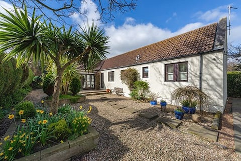 Orchard Cottage, Kingsbarns, East Neuk, Fife.