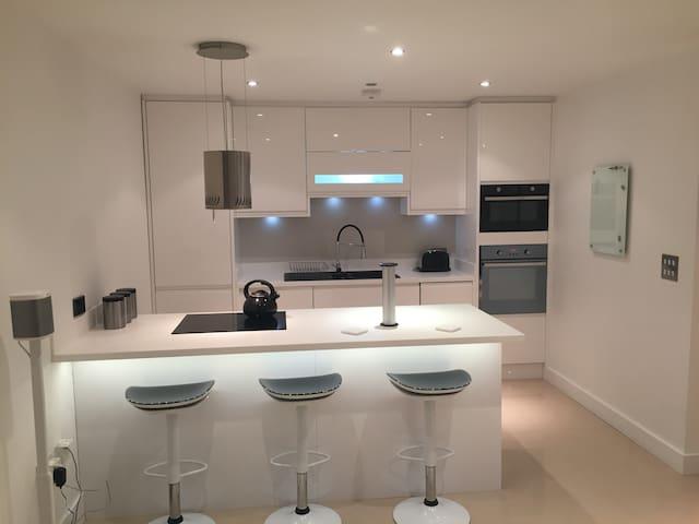 Luxury Cardiff Apartment - Cardiff - Lejlighed