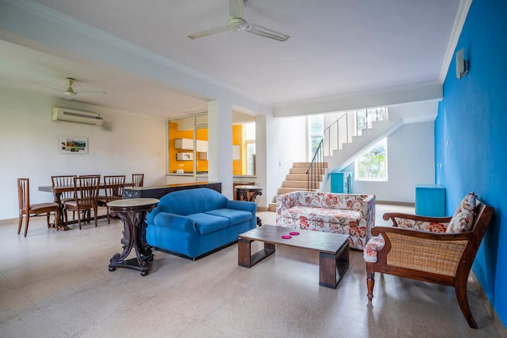 5 BHK Villa with Pool in South Goa