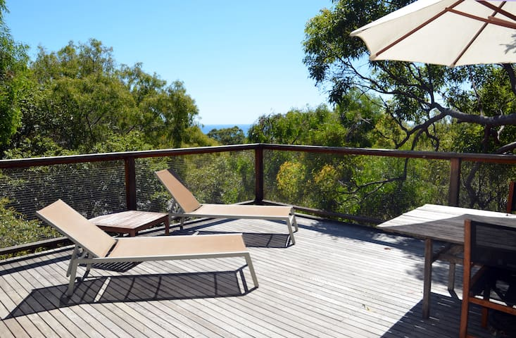 Kyeema Boutique Beach House - Fraser Island - Huis
