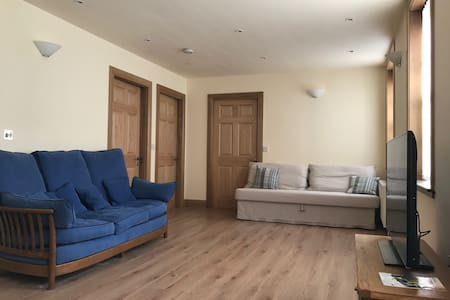 Sunny flat, 20 minutes by train from Edinburgh - Inverkeithing - 公寓