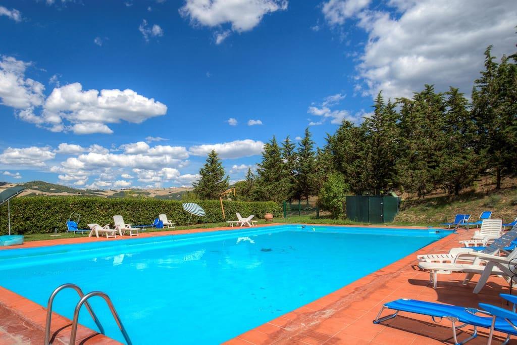 piscina 20 mt