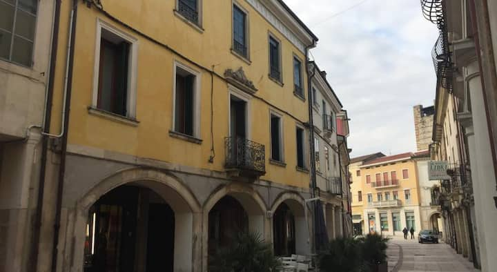 Alloggio Turistico Via Garibaldi (La Terrazza)