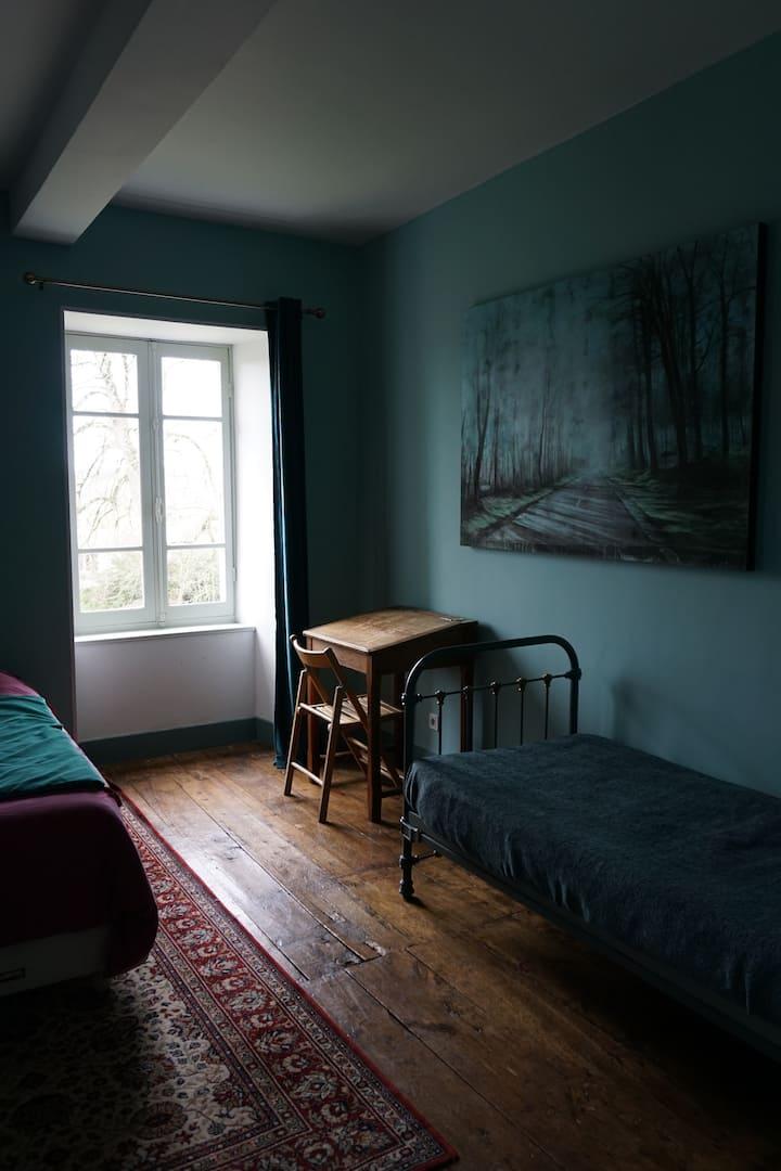 Chambre 20m² dans grande maison de Maître