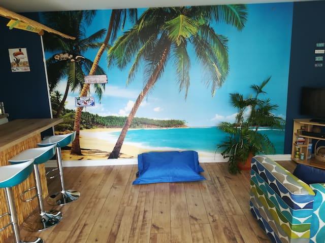 Fun Luxury Studio Annexe to Relax & Enjoy!