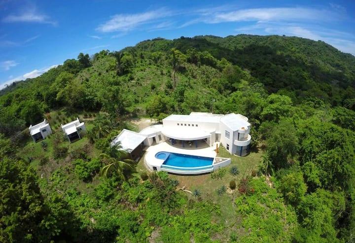 Amazing Ocean View Villa Sunset Hill