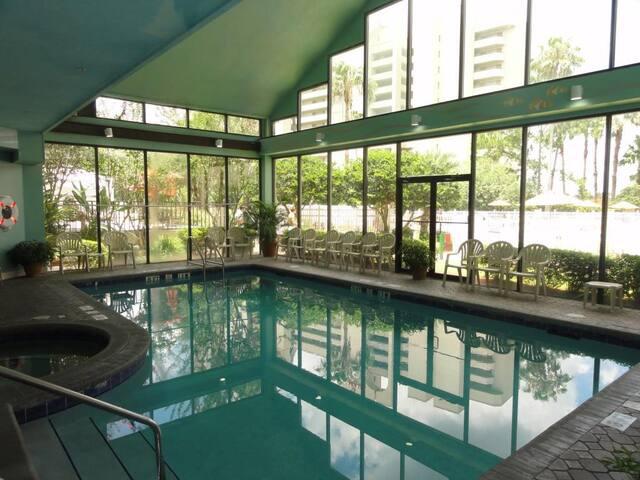 24 Hour Indoor Pool