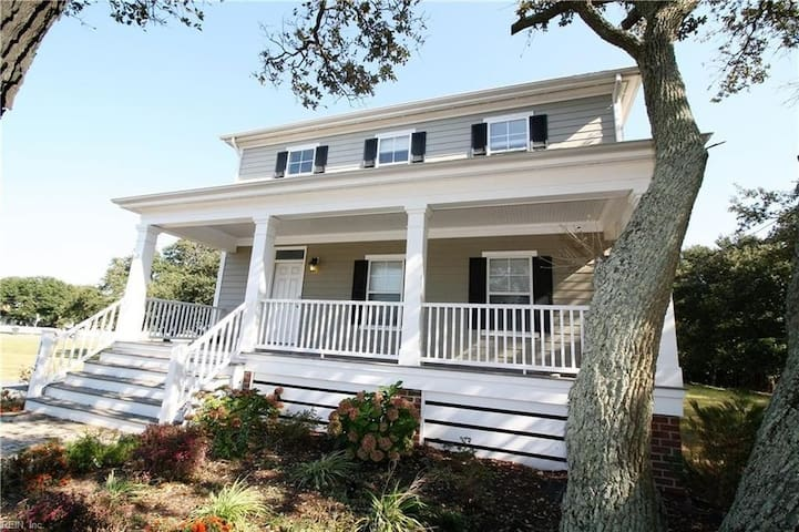 REDUCED! MUST SEE UPSCALE HOUSE across from beach!