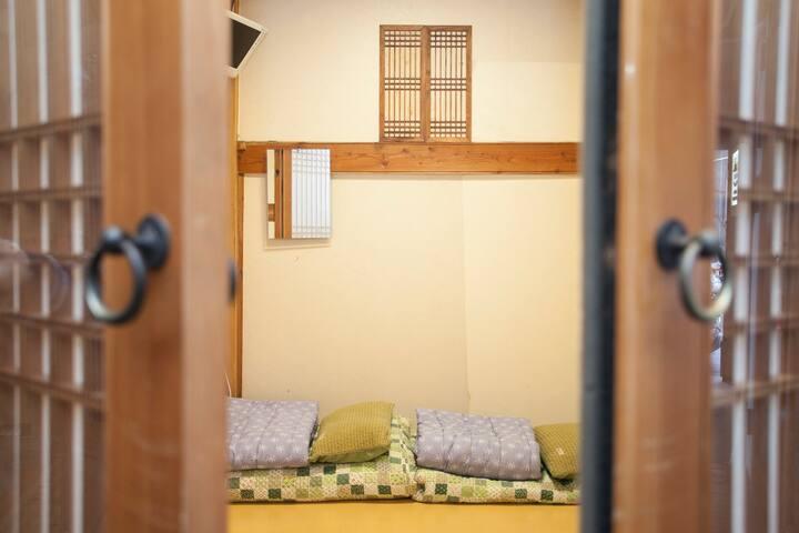kimchi hanok dormitory