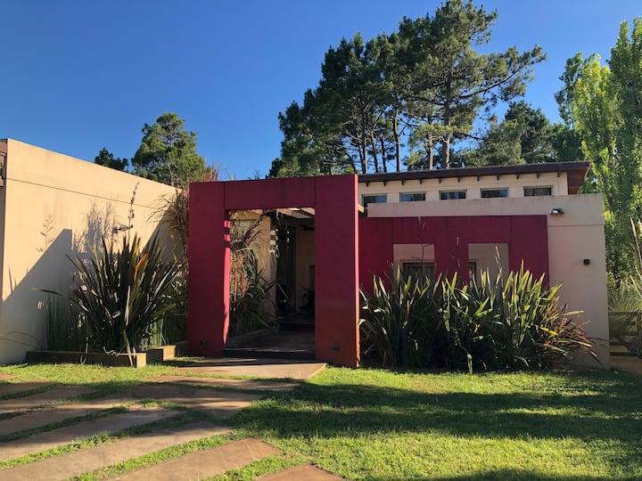 Espectacular casa en Terrazas del Golf Pinamar