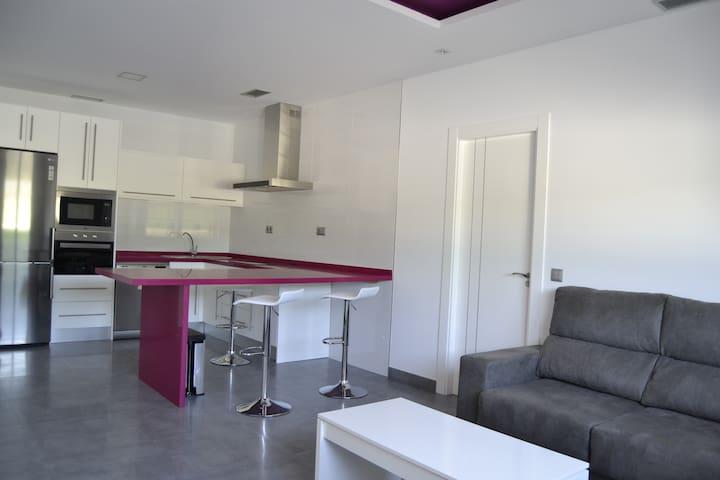 Apartamento Turístico Clavero II - Almagro - Leilighet