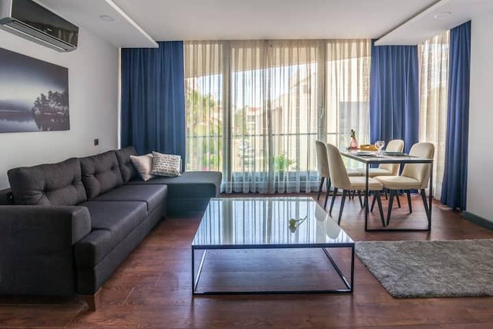 1+1 Deluxe Apartment