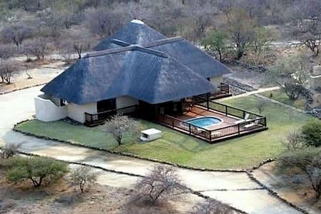 2-Bedroom House In Wildlife Estate 42/Hoedspruit