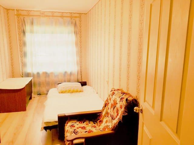 Комната №3 в 3-к возле моря