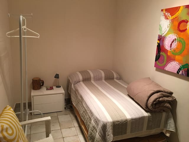 2nd Small room with twin bed