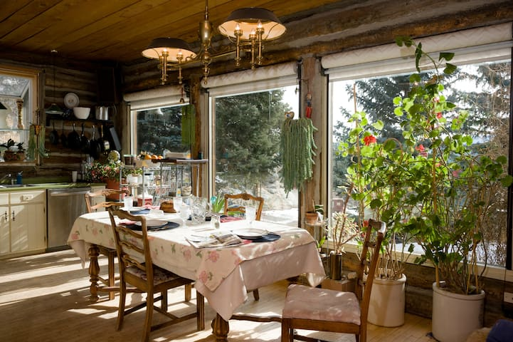 Cabana y Estudio de Arte Histórica  - Boulder - Cabaña