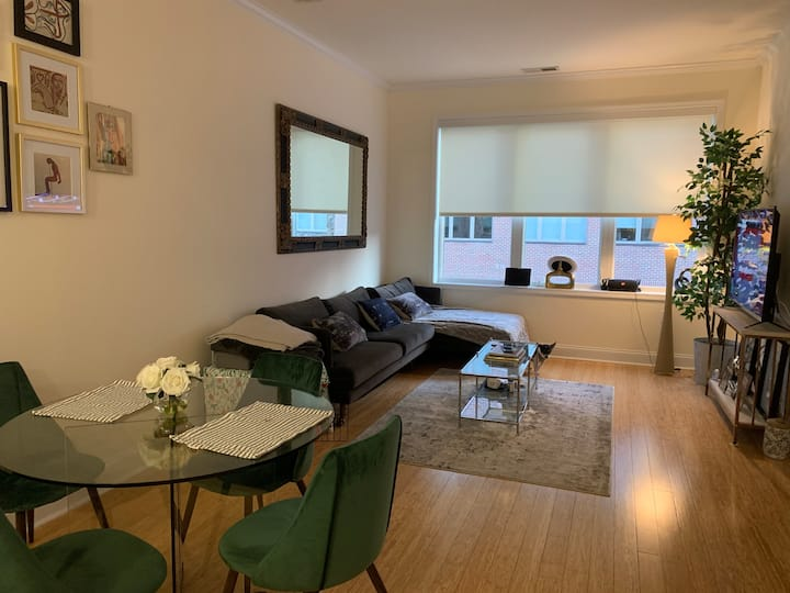 one bedroom apartment in Edgewater NJ/NY