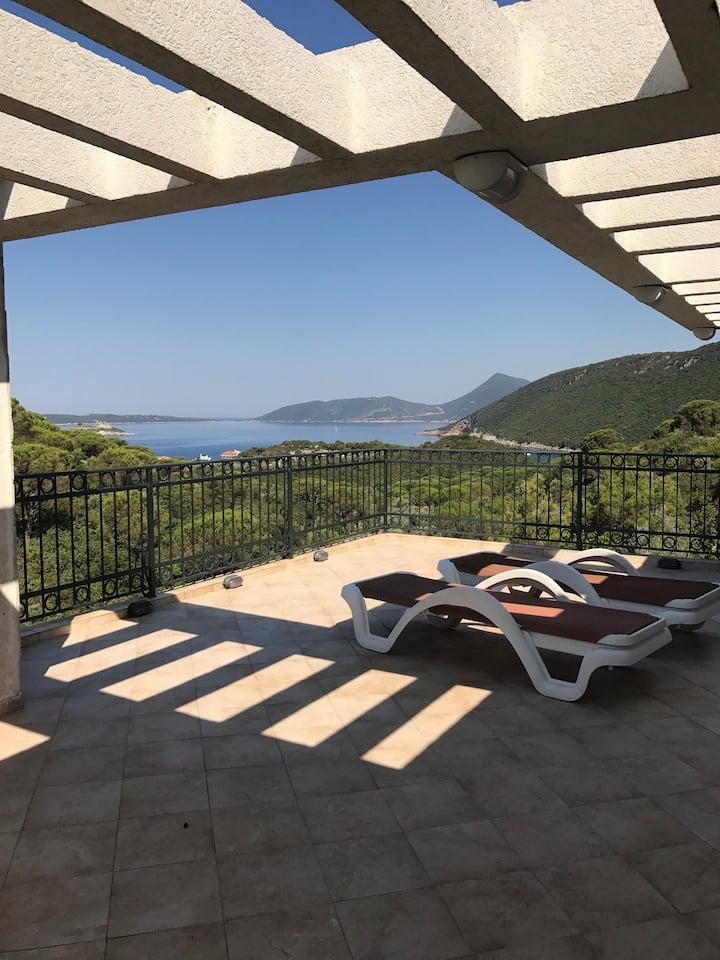 Живописная Villa Margarita Montenegro Zanjice