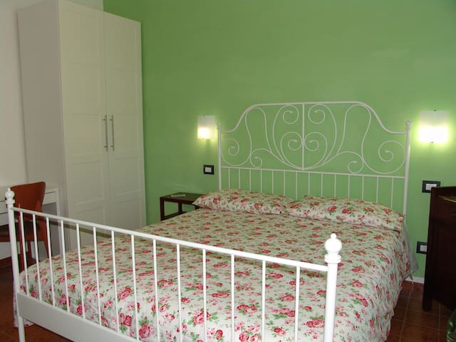 Double Room with bath B&B Myosotis