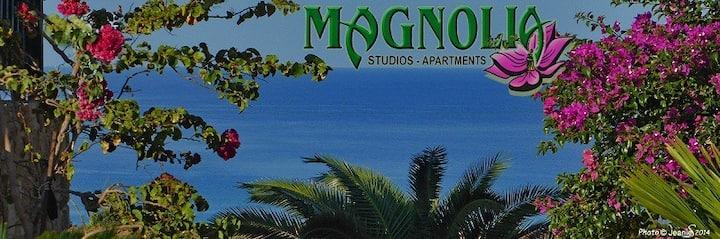 Magnolia Apartments - Falasarna