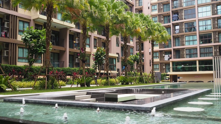 Zcape 3 heart of Phuket apartment fully furnished