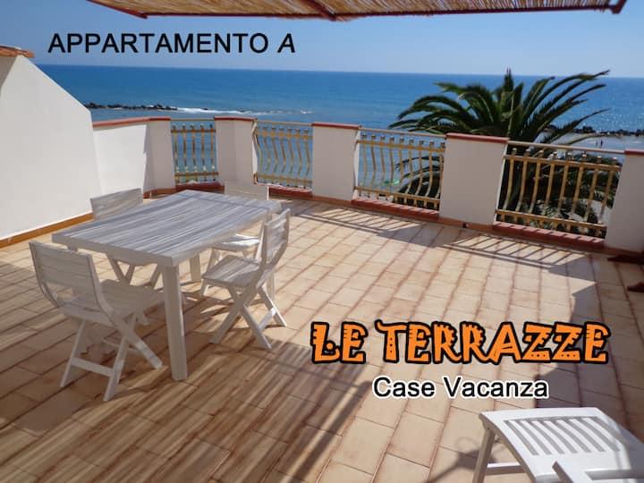 """Appartamento A - Case Vacanza """"Le Terrazze"""""""
