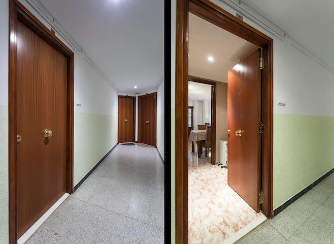 Entrance - apartment