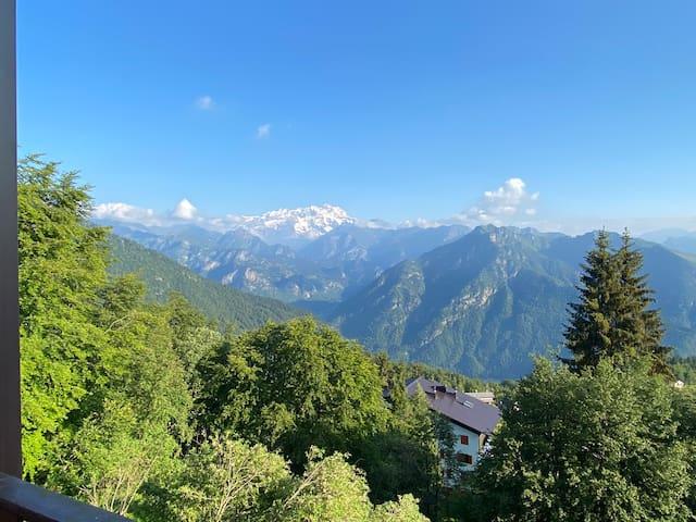 Alpe di Mera, Monterosa