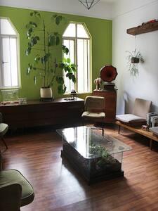 Bright and spacious apartment in Roma Norte! - Ciudad de México